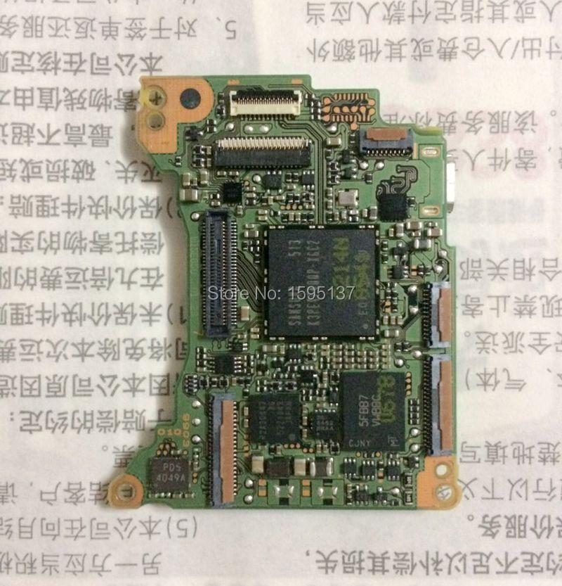 Para canon G7X Tablero Principal G7X placa base Reparación de cámara parte envío gratis