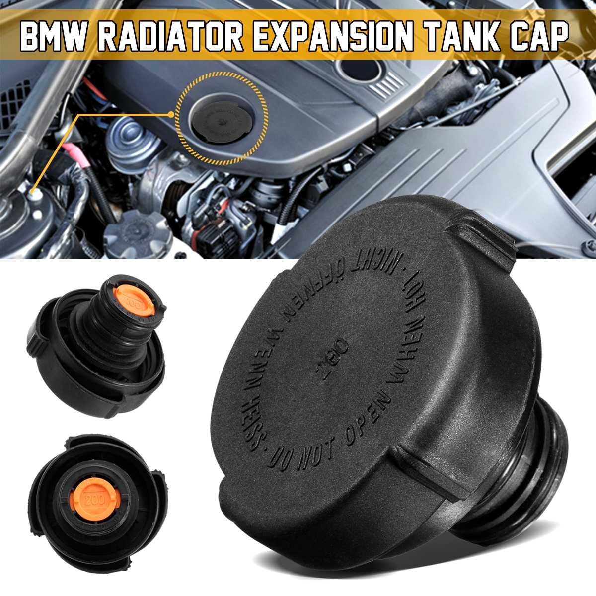 Для BMW E36 E46 E38 E39 E53 E83 расширительный бак радиатора крышка 17111712669 17119071581 1711174223117111742232