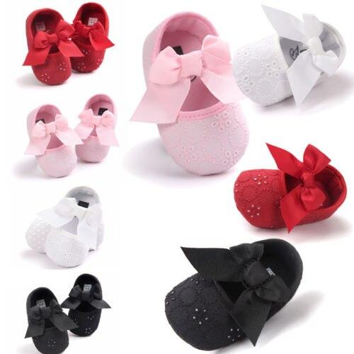 2019 Mola Sapatas Do Miúdo Menina Macia Sole Crib Shoes Prewalker Bebê Recém-nascido Headband 0-18 M NOVO