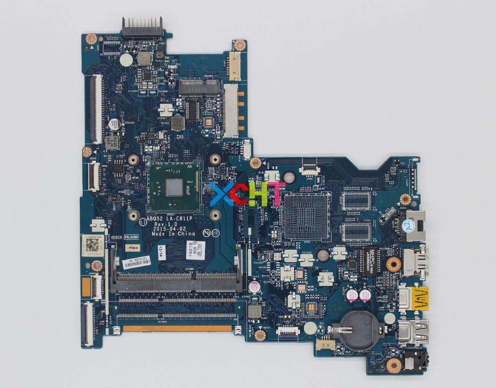 815249 601 8815249 001 la c811p uma n3700 cpu for hp notebook 15 15 ac 17z g100 series motherboard tested 815249-601 8815249-001 LA-C811P UMA N3700 CPU for HP Notebook 15 15-AC 17Z-G100 Series Motherboard Tested & Working Perfect