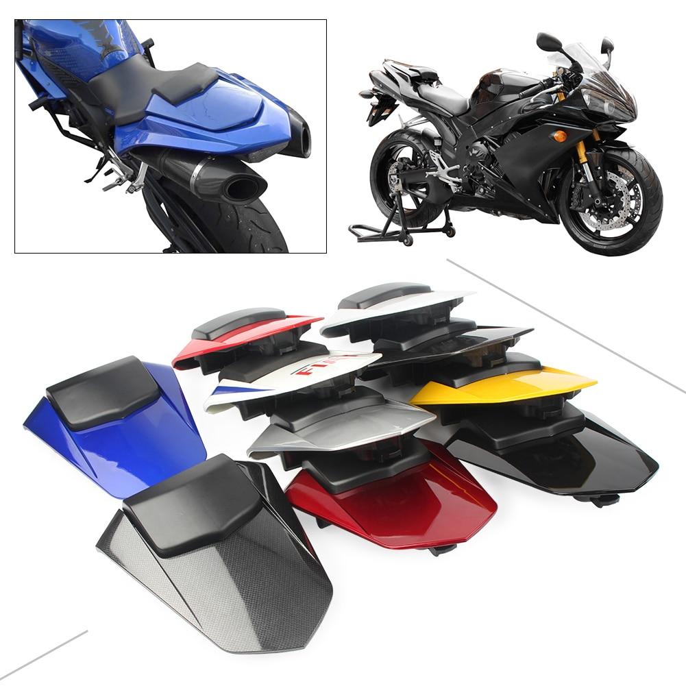 YZF R1 2007-2008 задняя крышка для пассажирского сиденья заднего сиденья GZYF запасные части для мотоцикла Yamaha 2007 2008 ABS пластик