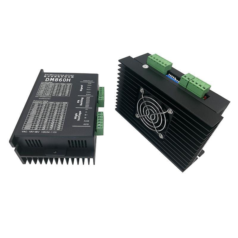 Adeeing DM860H 5786 controlador de Motor paso a paso Digital Motor sin escobillas Micro-paso