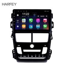 Harfey autoradio lecteur multimédia Android 10.0 GPS 9