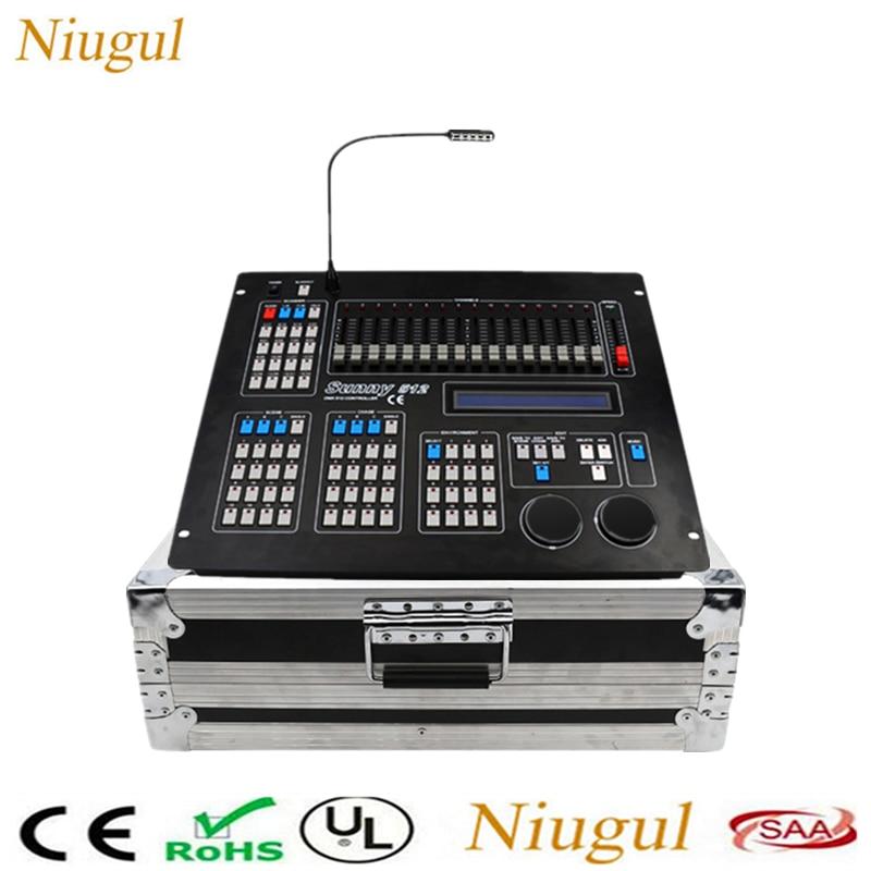 Sunny 512 DMX Controller/1024 DMX Console/384 DMX Controller/Stage Effect Lights Control DJ Equipment/DJ Lighting DMX Consoles