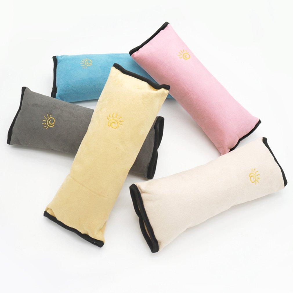 Car Safety Belt Protect Shoulder Pad Adjustable Vehicle Seat Belt Cushion Safety Restraint Belt Protector For Baby Kids