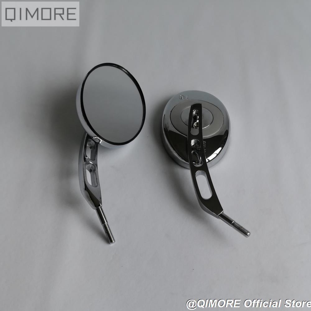 Набор зеркал заднего вида для мотоцикла Keeway Cruiser 250 Dorado 250 Blackster 250 Superlight Vento Rebellian V-thunder Colt 250