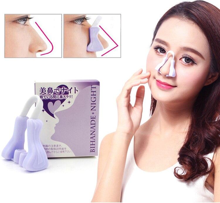 Волшебное формирование носа, лифтинг, силиконовые зажимы для носа, выпрямление, клипса для лица, лифтинг для носа, инструмент для стрижки лица