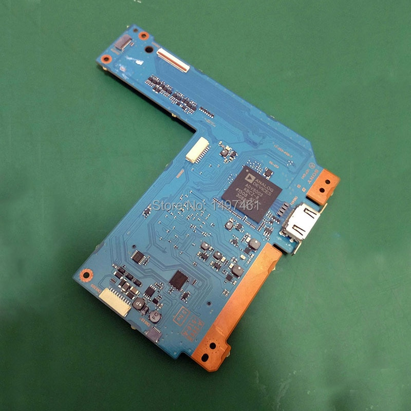 Utilisé VIF-58 HDMI et SDI panneau de signalisation pièces de rechange pour Sony PXW-FS7 PXW-FS7K FS7 FS7K Caméscope
