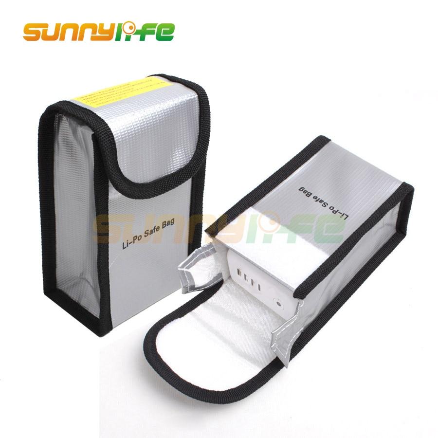 Защитный карман Sunnylife для батарей DJI Phantom 4 4 pro 4 pro + Phantom 3 Аккумуляторы для дронов      АлиЭкспресс