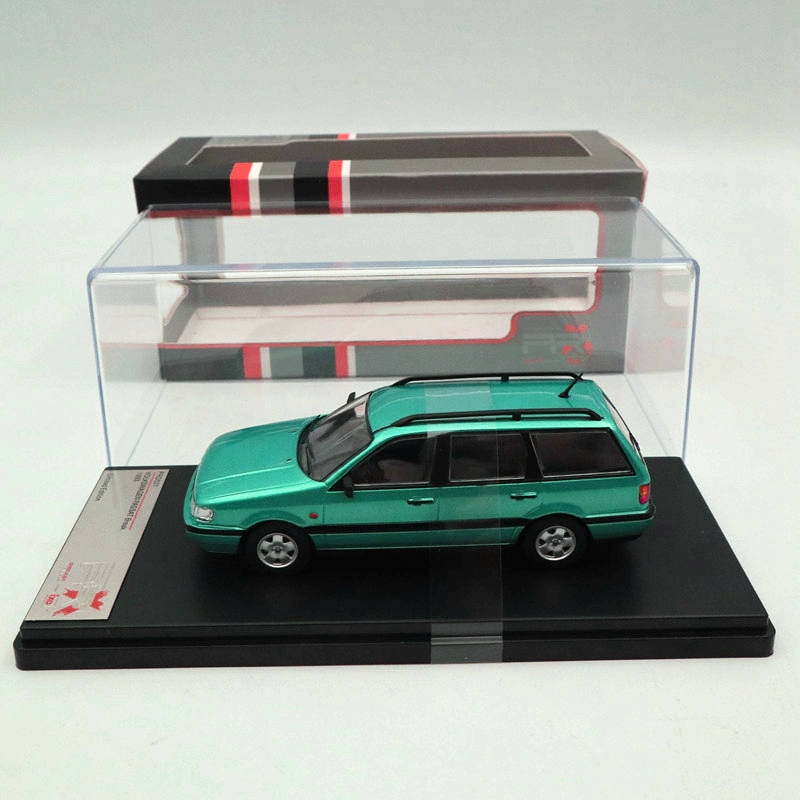 IXO Premium X 1:43 PASSAT Break 1993 Metallic Light Green PRD521 Toys Car Models Collection