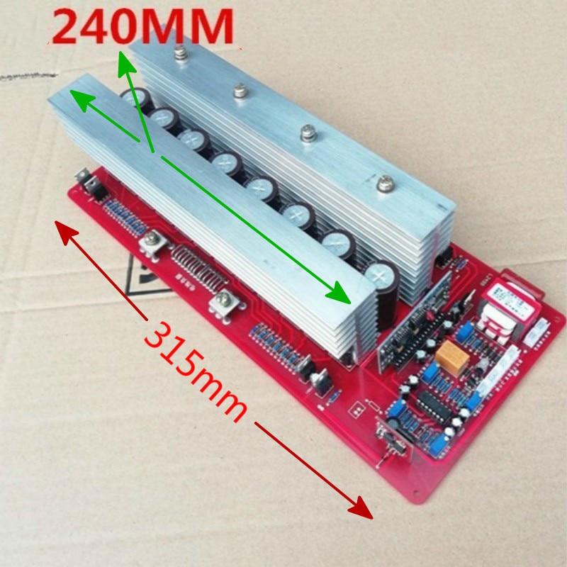 24V5000VA 48V10000VA 60V11000VA سوبر عالية الطاقة موجة جيبية العاكس اللوحة الرئيسية مجلس العاكس من الطاقة تردد العاكس