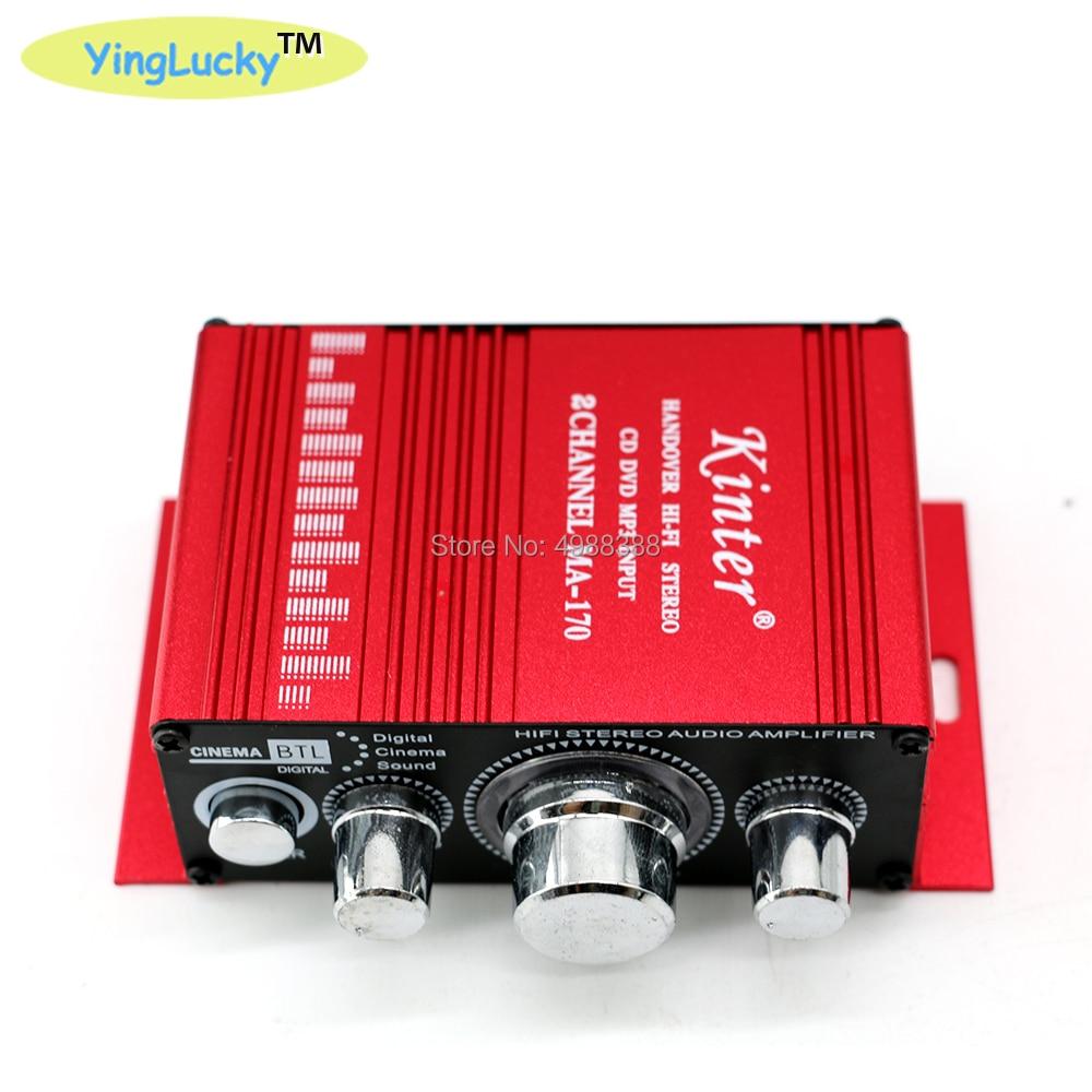AMPLIFICADOR DE POTENCIA para máquina de salón recreativo, piezas de amplificador LED...