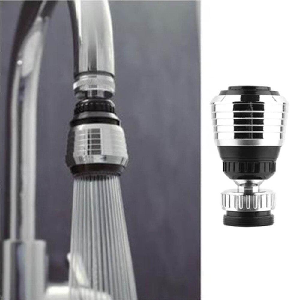 1 шт. водосберегающий Поворотный кухонный кран для ванной кран адаптер аэратор Насадка для душа Фильтр сопло разъем