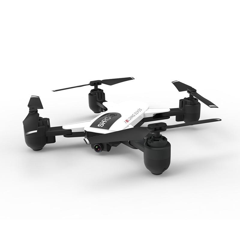 LeadingStar SHRC H1W 2,4G posicionamiento de flujo óptico 1080P WiFi FPV RC Drone vs E58 XS812 RC Quadcopter