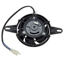 Öl Kühler Wasser Kühler Neue Elektrische Kühler Lüfter Für Chinesische Atv Quad Go Kart Buggy Motorrad 150Cc 200Cc 250Cc