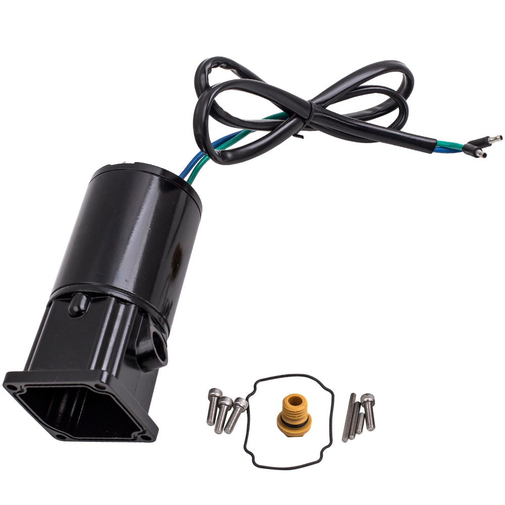 Tilt Trim Motor for Mercury Mariner 809885A1 809885A2 809885T2 2 wire 50-150HP