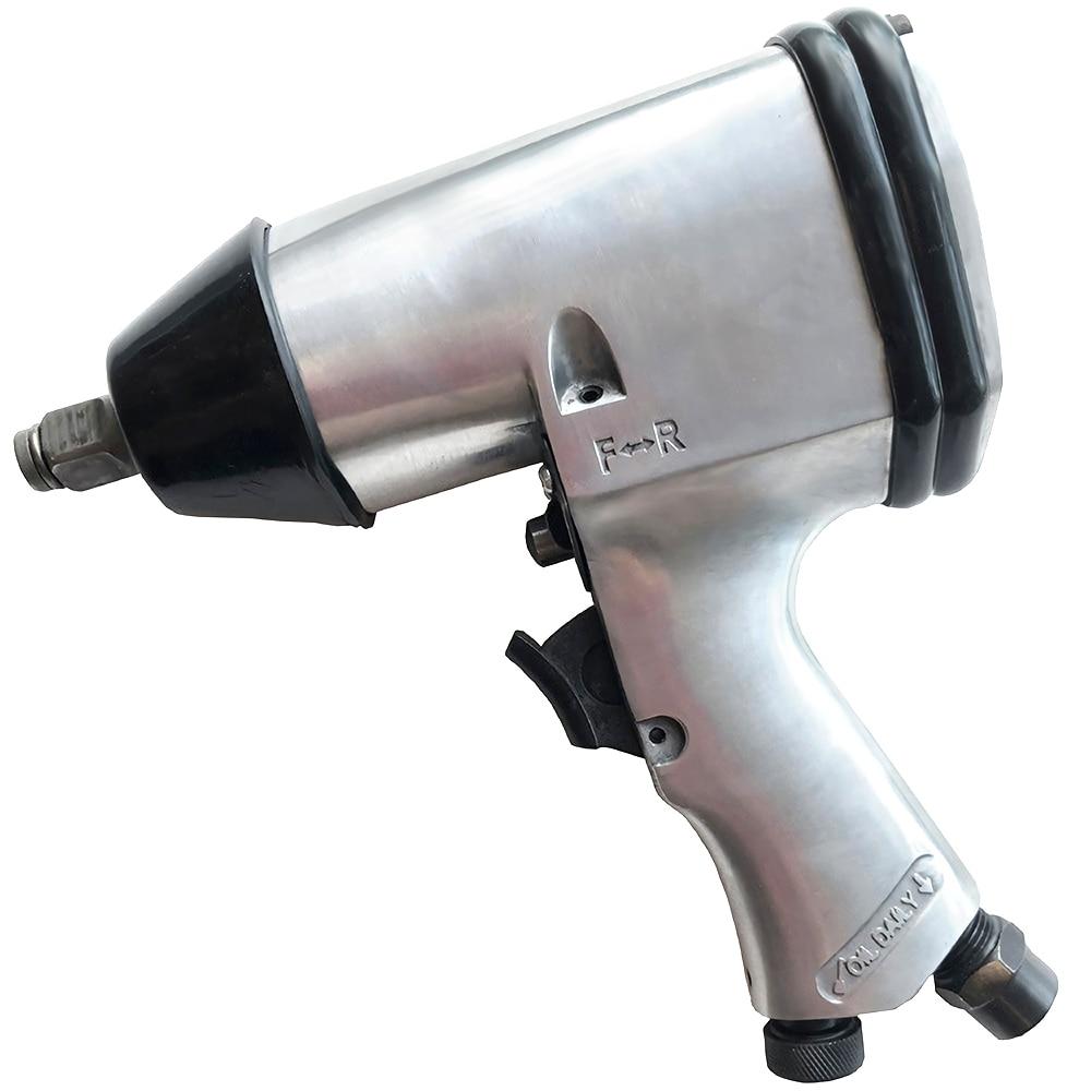 1/2 inch Air Pneumatic Torque Impact Wrench Tool for Car Wheel Repairing Durable Air Wrench Home DIY Tool