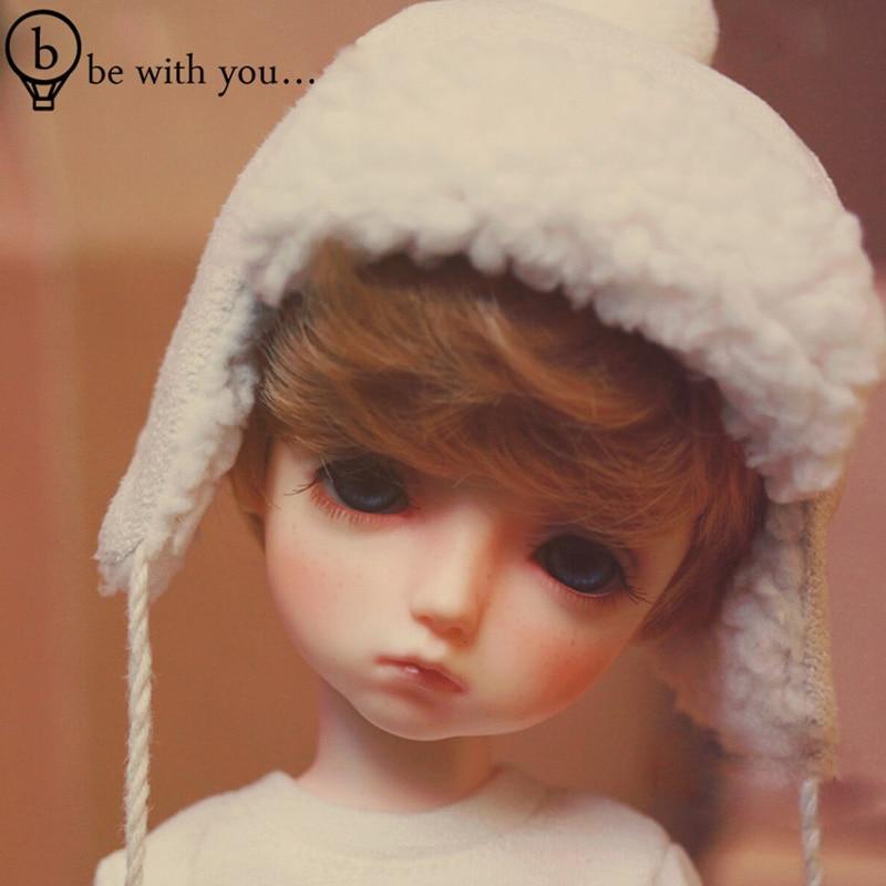 لعبة دمية BJD SD Be With You Potato 1/6 YoSD ، نموذج راتينج الجسم ، للفتيات والفتيان ، ألعاب العيون ، صندوق هدايا متجر أزياء عالي الجودة ، BTW