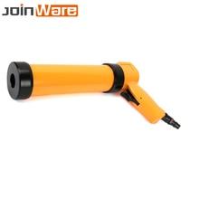 Pneumatic Air Glass Glue Sealant Gun Caulking Cartridge Spraying Foaming Sealing Gun High Quality New 1Pc Yellow