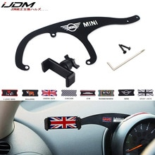 11.11 Car Mobile Phone GPS Holder Bracket Decorations for Mini Cooper Countryman F60 R56 R55 R60 F55