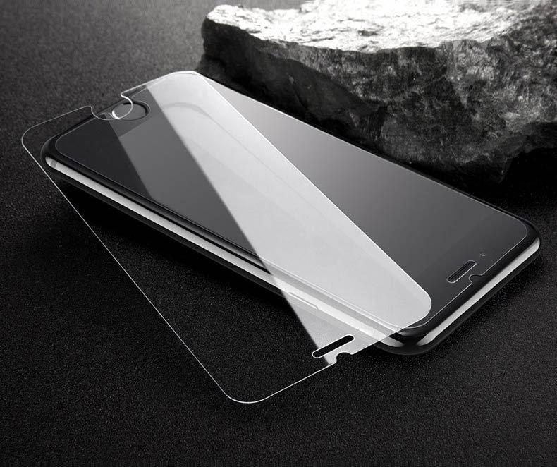 2.5D verre trempé verre de Protection sur le pour IPhone 7 8 6 6S Protection écran protecteur verre pour IPhone 8 7 6 6s Film de verre