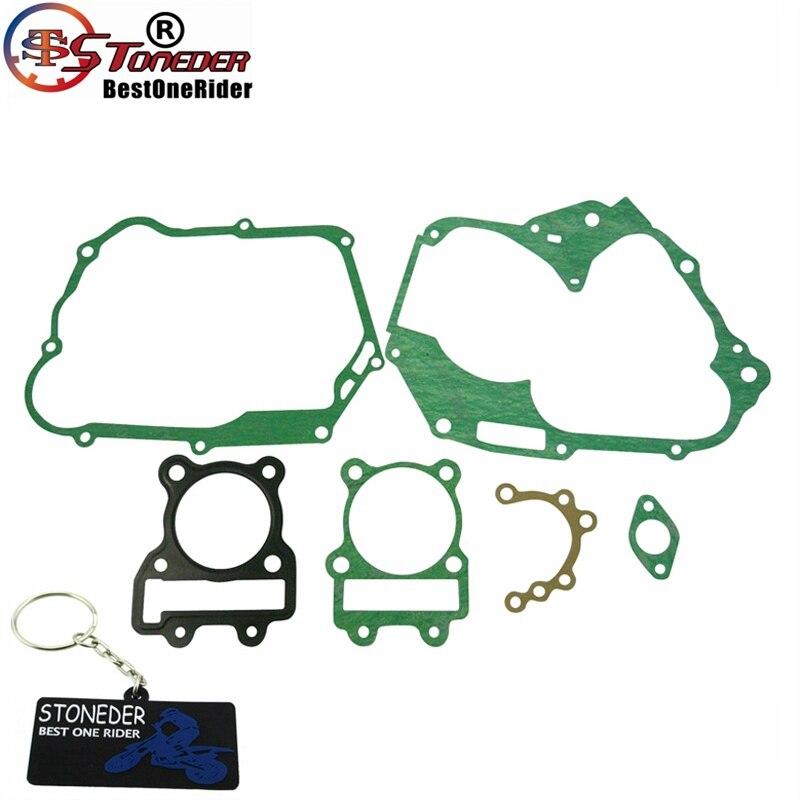 Комплект прокладок двигателя STONEDER для Z155 Zongshen YX 150cc 155cc 160cc YX150 YX160 Pit Dirt Bike