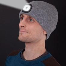 Chapeau de bonnet de course en plein air, bonnet en tricot chaud, automne-hiver, casquettes descalade en Camping, #08