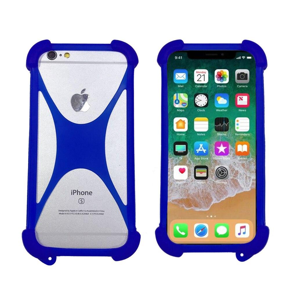 Бампер силиконовый чехол для Blu Grand Energy/M универсальный смартфон мягкая задняя крышка для Blu Grand M2/MAX резиновые чехлы Coque