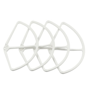 JMT 4pcs/set Propeller Protector Prop Saver Protective Cover Anti-crash for  Phantom RC helicopter Aircraft F07274