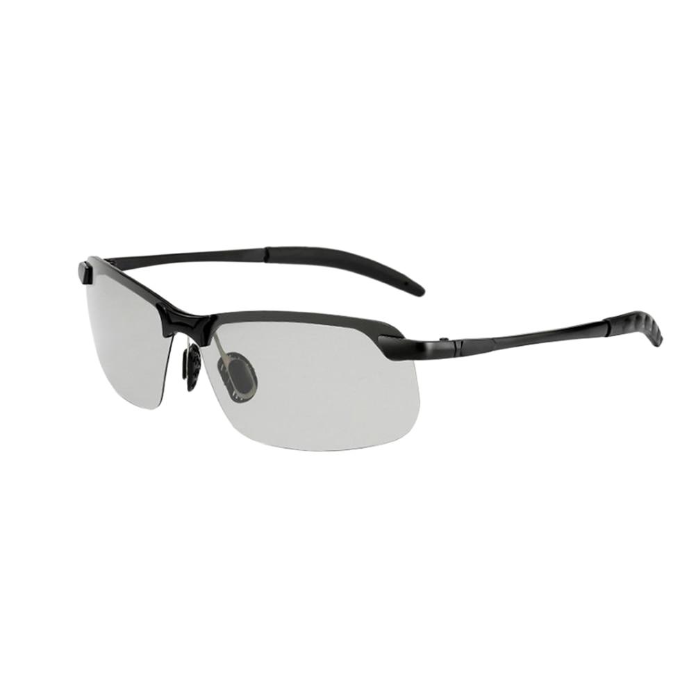 1 ud. Gafas de sol polarizadas Clip Drive gafas de sol visión nocturna lentes de resina gafas de conducción nocturna estilo de coche para hombres y mujeres