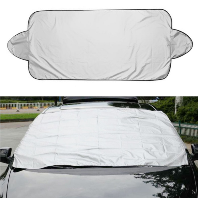 Prevent Snow Ice Sun Shade Dust Frost Freezing Car Windshield Cover Protector Cover Universal for Au