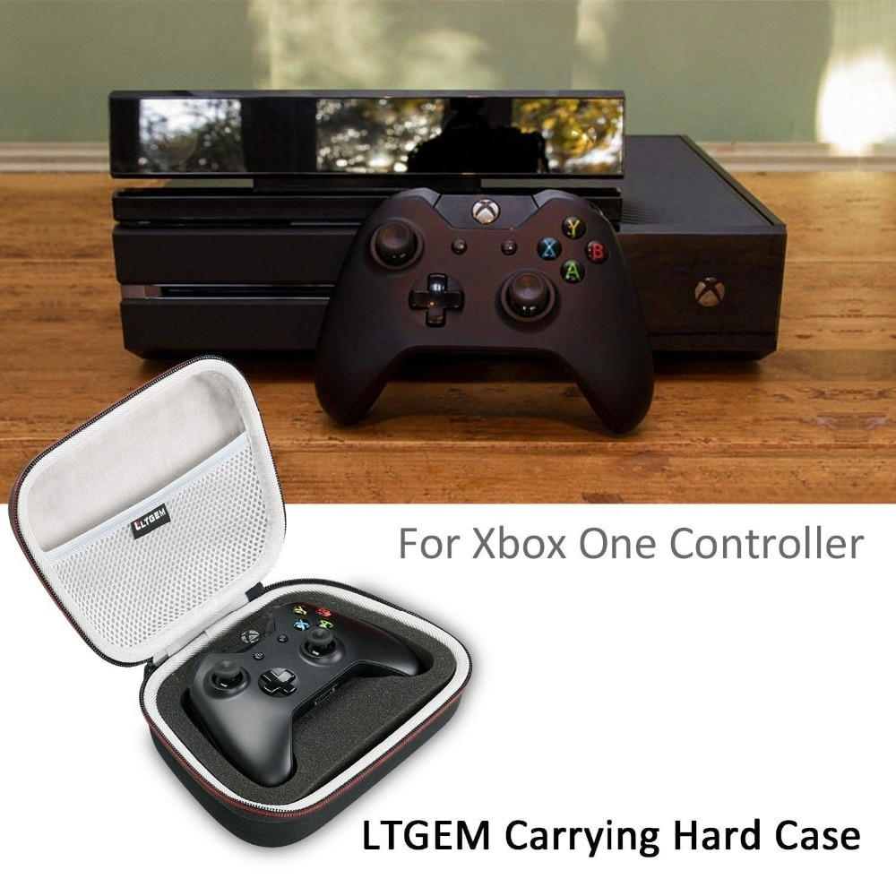 Estojo de transporte ltgem para xbox um controlador viagem levar saco de armazenamento portátil