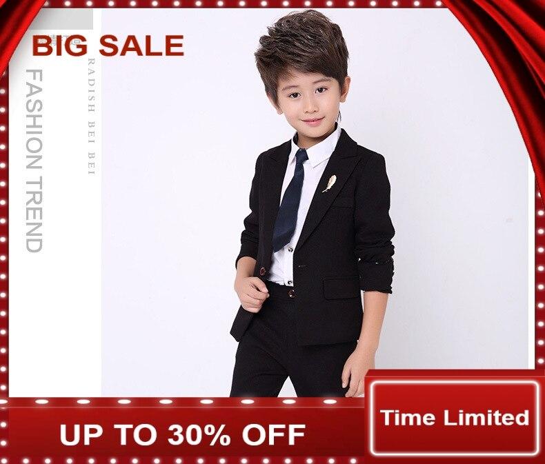 Детский костюм, куртка + штаны + рубашка, комплект из 3 предметов, повседневные модные костюмы для мальчиков, комплекты одежды для детей