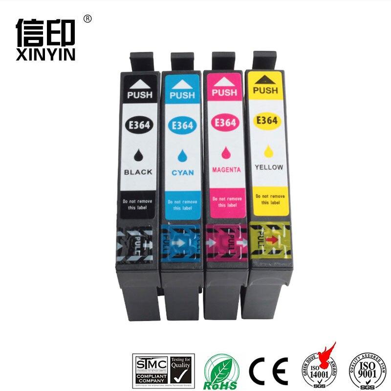XColor cartucho de tinta compatible T361 T362 T363 T364 para EPSON XP245 XP442 XP243 XP247 expresión impresora en casa