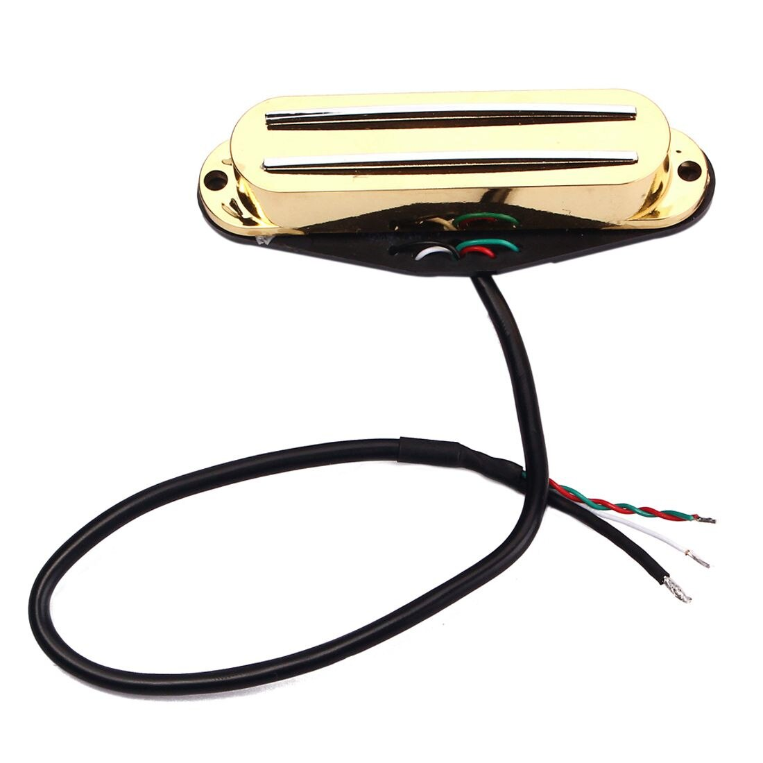 Fastmusic Belcat guitarra Hot railes Pickup para ST partes ferrita Mini Humbucker