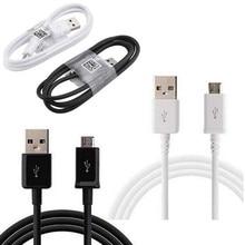 200 шт. Micro USB зарядный кабель 1:1 оригинальное качество 1 м 3 фута кабель для синхронизации данных шнуры для Samsung S6 S7 Edge Note xiaomi huawei