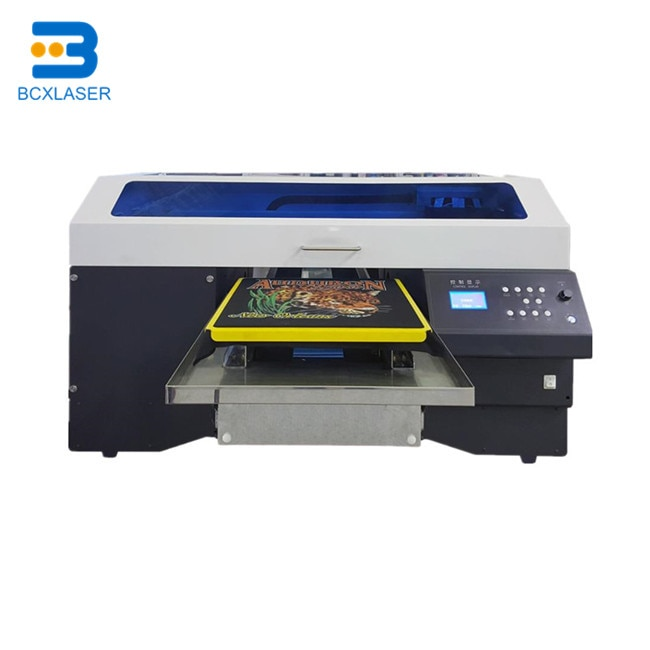 Best Selling Clothes Printer/Flatbed T-Shirt Digital Printing Machine