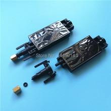 Black UV ink damper for Epson TX800 XP600 DX5 head damper / Mimaki JV33 JV5 CJV30 Galaxy ink dumper with connector 20pcs