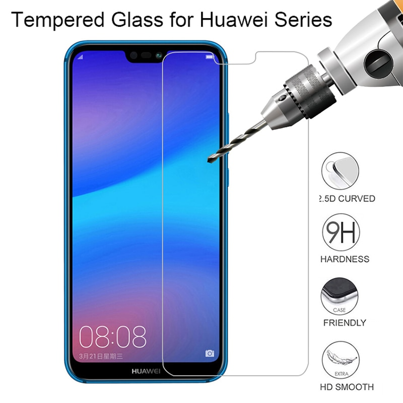 P20Lite For Huawei P20 Lite Tempered Glass For Huawei P20 Pro Screen Protector on Hauwei Huawey P 20 Lite P20Pro Protective Film