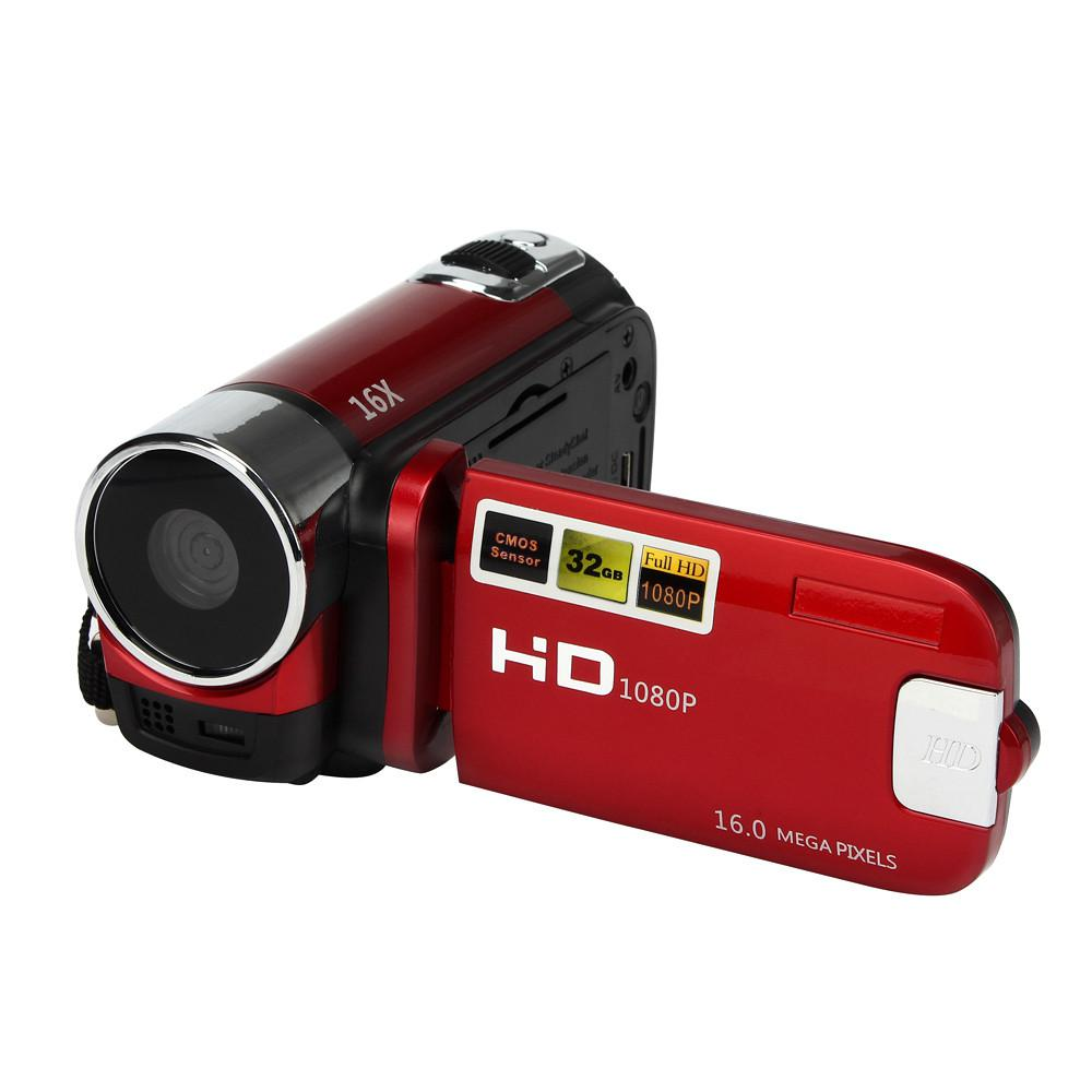 EastVita HD 1080P 16M 16X Zoom Digital, videocámara de vídeo TPT LCD, cámara DV, cámara de Casa r20