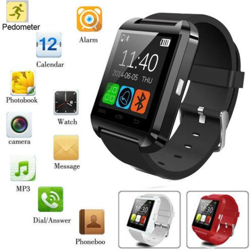 Nuevo modelo 2019, reloj inteligente Bluetooth Mate para Android IOS, rastreador de Fitness, banda inteligente