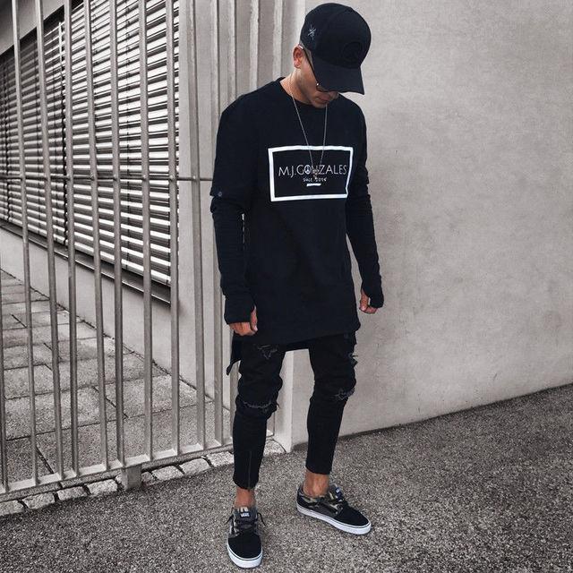 NEW Distressed Skinny Fashion Jeans 4