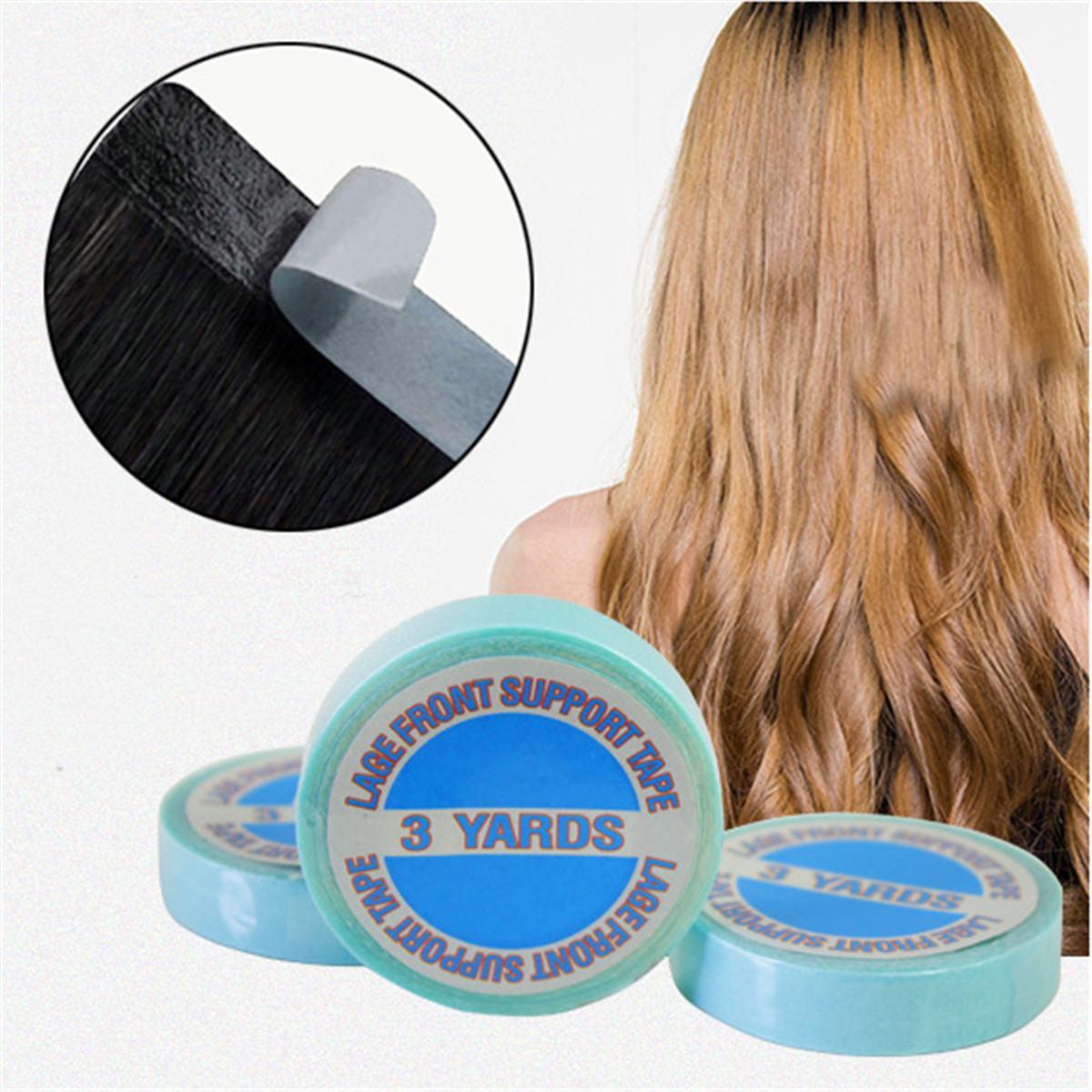 Водонепроницаемая двусторонняя клейкая лента для наращивания волос, 1 шт., 300 см, высокое качество