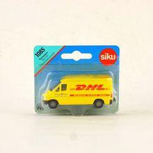 SIKU 1085/voiture modèle en métal moulé sous pression/DHL poste Van camion Bus/jouet éducatif allemand pour cadeau ou collection pour enfants/petit