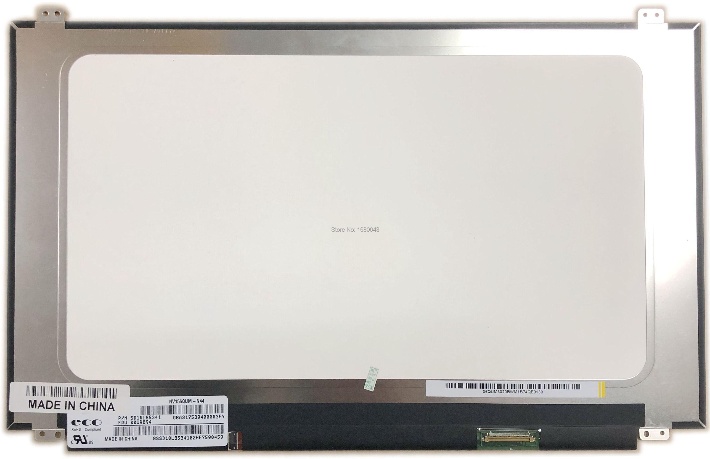 "NV156QUM-N44 15,6 ""LED LCD Panel de pantalla para Lenovo Thinkpad T580 P51s 3840x2160 EDP 40pin"