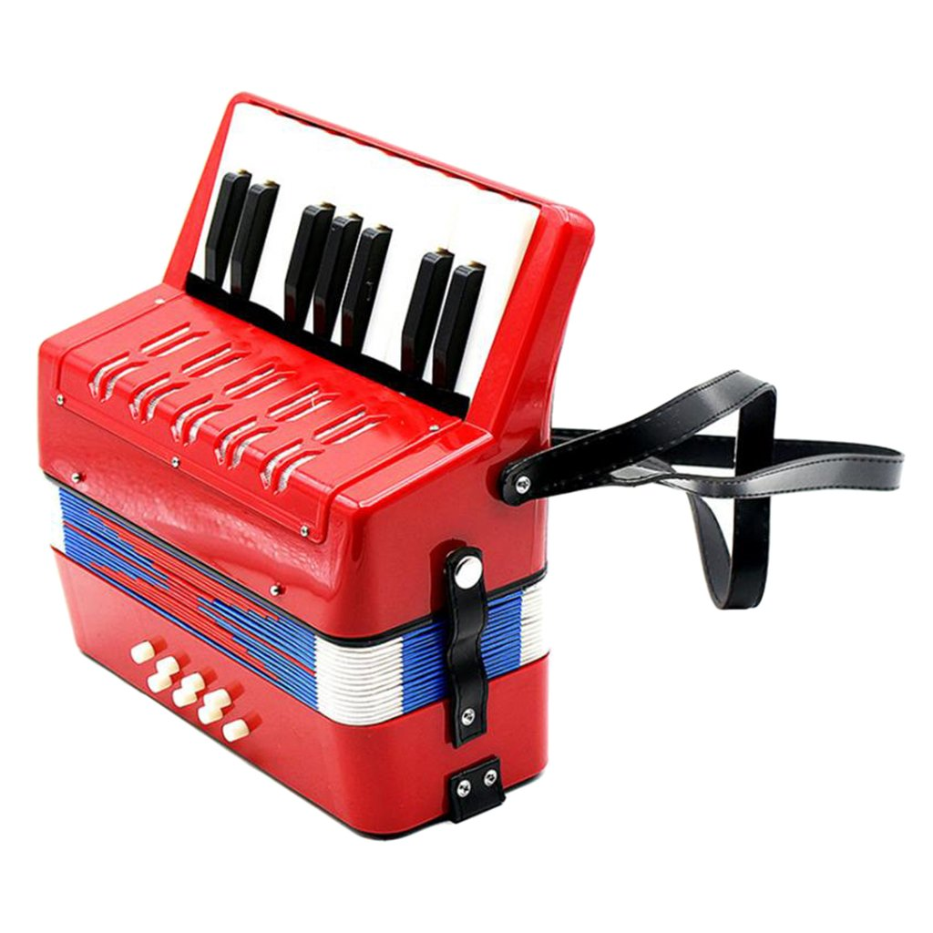 instrumento musical de piano 17 teclas baixo instrumento musical aprendizagem precoce