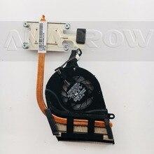 Original For TOSHIBA laptop heatsink cooling fan cpu cooler L655 L650 L650D CPU heatsink and Fan