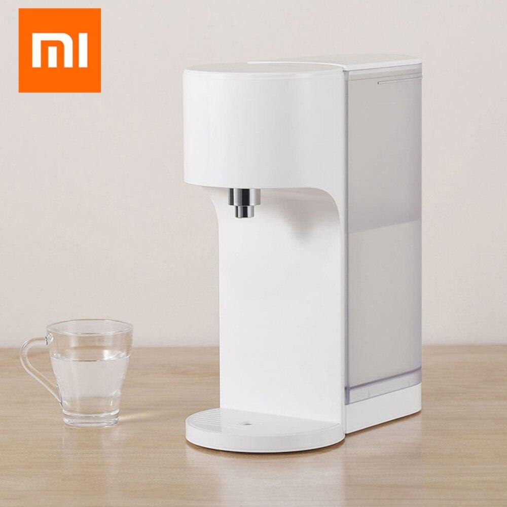 Xiaomi Viomi, dispensador de agua caliente instantáneo inteligente 4l para oficina, calidad del agua, botella de agua para bebé