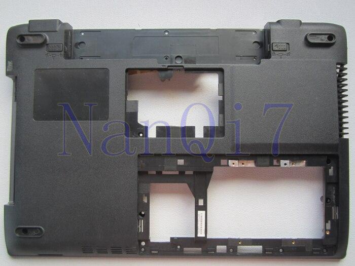 Nova Base de Dados Original Inferior Bottom Case Cover Assembly Preto Para ASUS N43 N43SV N43JF N43SL C 13GN1S1AP010-1