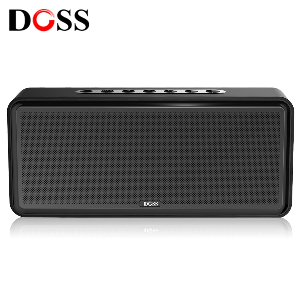 DOSS DS-1685 Soundbar Portátil Sem Fio Bluetooth Speaker Subwoofer Som